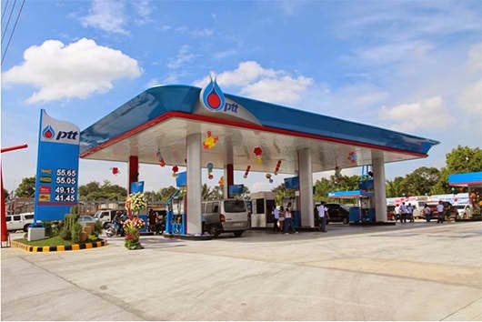 PTT Gasoline Station