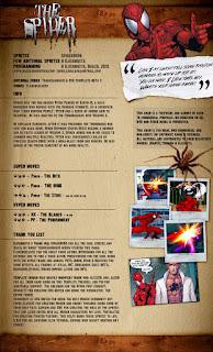 Scarlet Spider Mugen Char