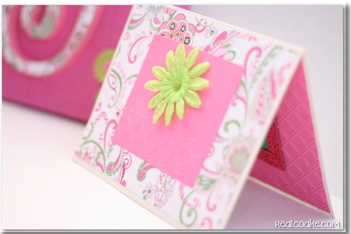 Mother's Day Card {Tutorial} - The Real Thing with the ...