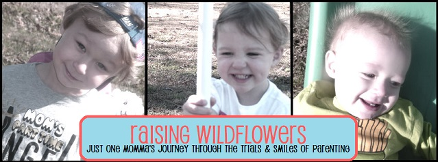 Raising Wildflowers...