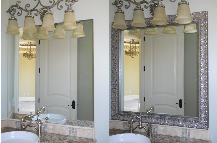 Reflected Design: Before And After Pics