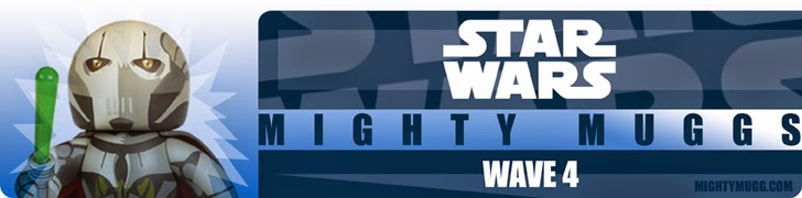 Star Wars Mighty Muggs Wave 4 Banner