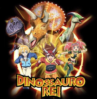 Dinossauro Rei Dublado Episódios