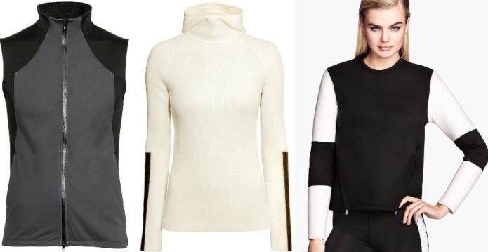 spring fashion, sportswear, hm