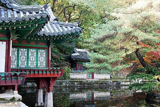 BEAUTY OF KOREA  韓國의 美  (昌德宮 秘苑)