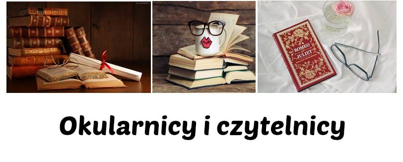 Okularnicy i czytelnicy/books and glasses