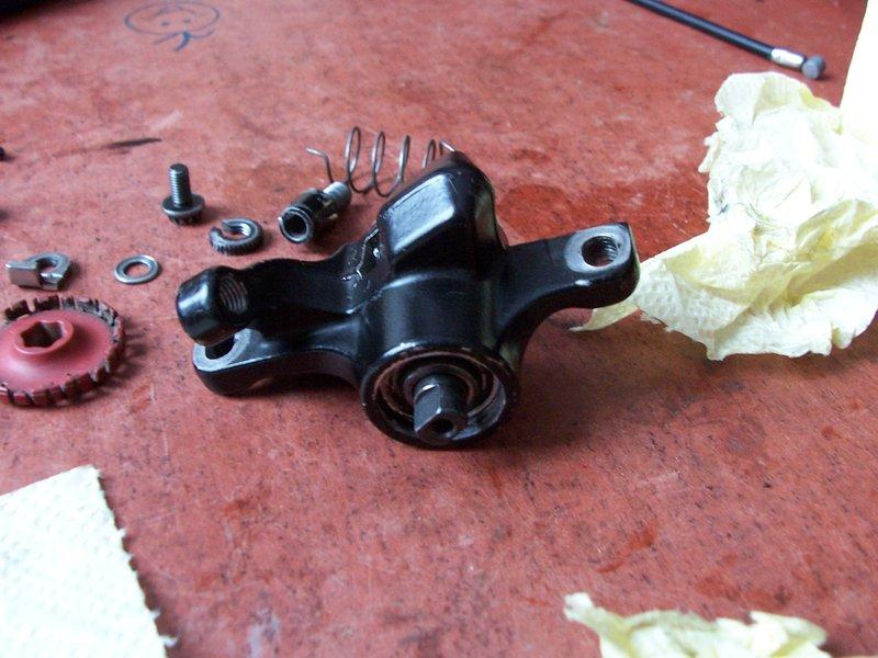 Avid BB5 Seriws Czyszczenie