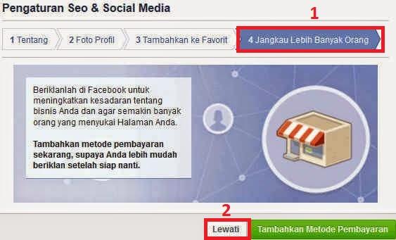Cara Membuat Halaman FANS PAGE Di Facebook Terbaru