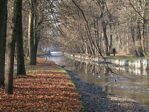 Canals at Schloss Nymphenburg