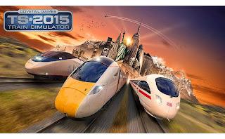 Train Simulator 2015 - SKIDROW Full Version