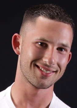 GUYS HAIRCUTS: Aggressive Ivy League Guys Haircuts
