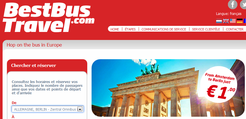 Best Bus Travel Berlin