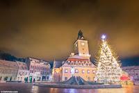 Brasov oras de poveste Christmas in brasov Romania