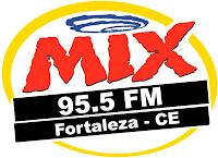 Rádio Mix FM da Cidade de Fortaleza ao vivo, o melhor do rádio jovem para você curtir
