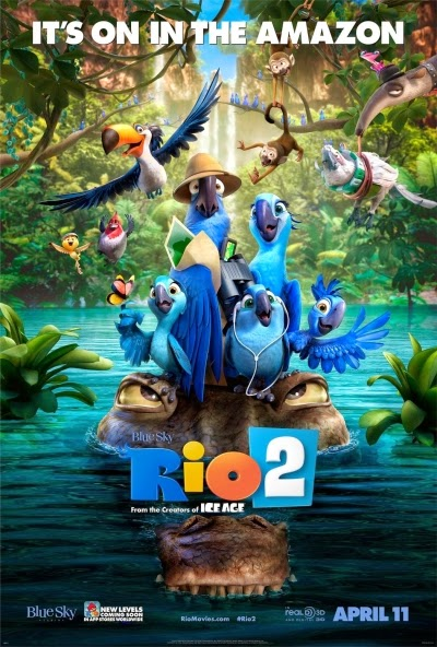 rio 2 hdts Download film Rio 2 + Subtitle Indonesia