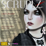 LeeZu! on the Scruplz cover