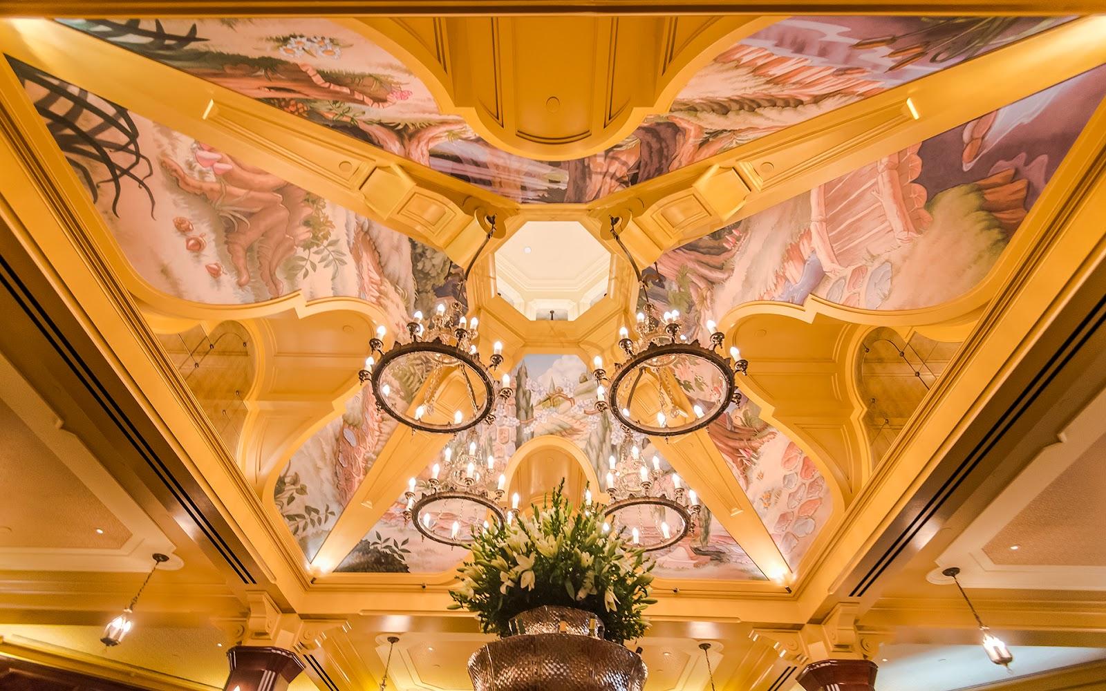 Mural Room Restaurant Menu