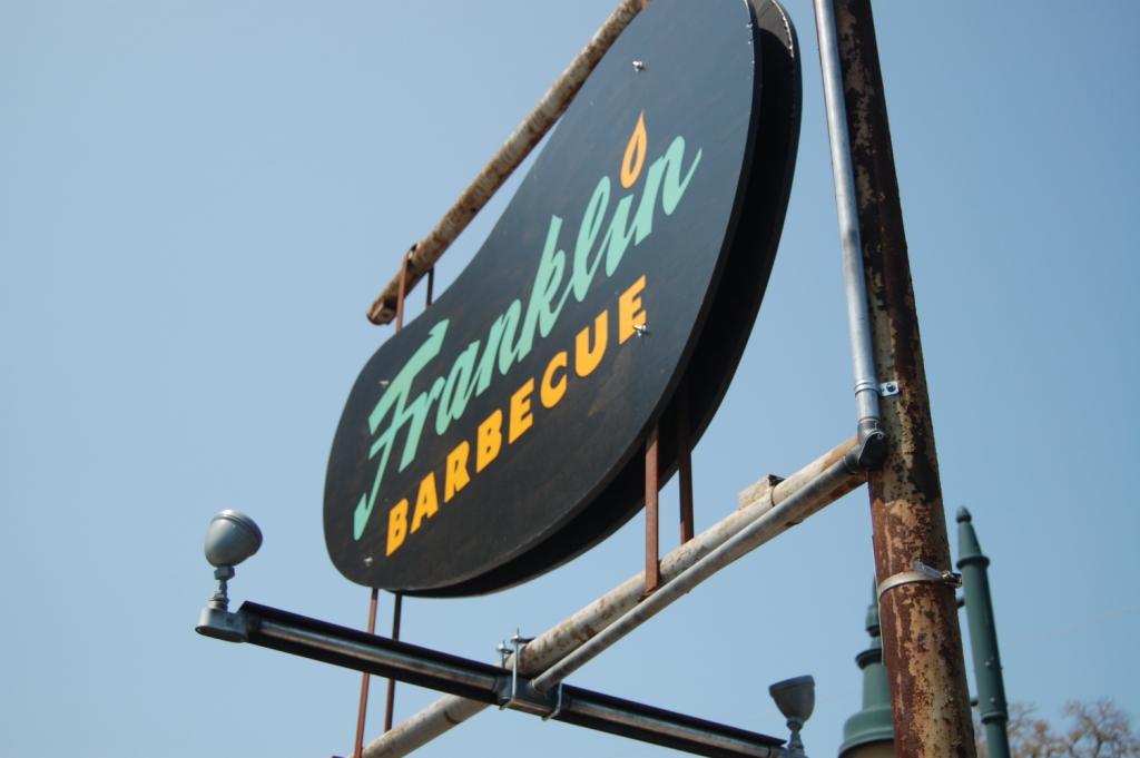 Skoal Barbecue Austin: franklin barbecue