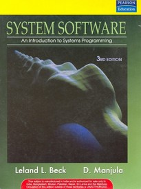 System Software An Introduction To Systems Programming 3rd Edition _BEST_