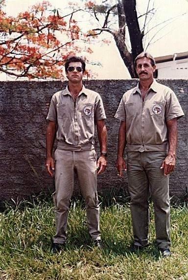 Ilson Ap.Cirico e Argemiro Melo Moraes