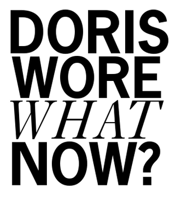 Doris Wore What Now?