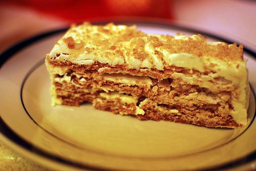 How to Make Gateau Le Sans Rival