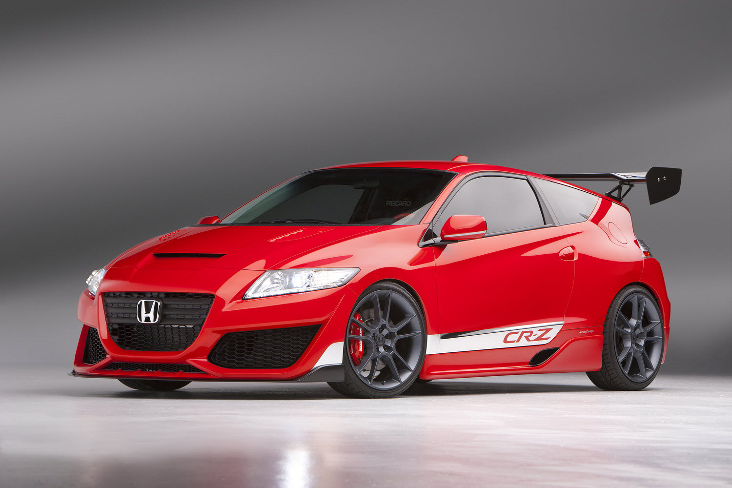 Honda Cr Z Sport Hybrid 2011 Breaking News Cars