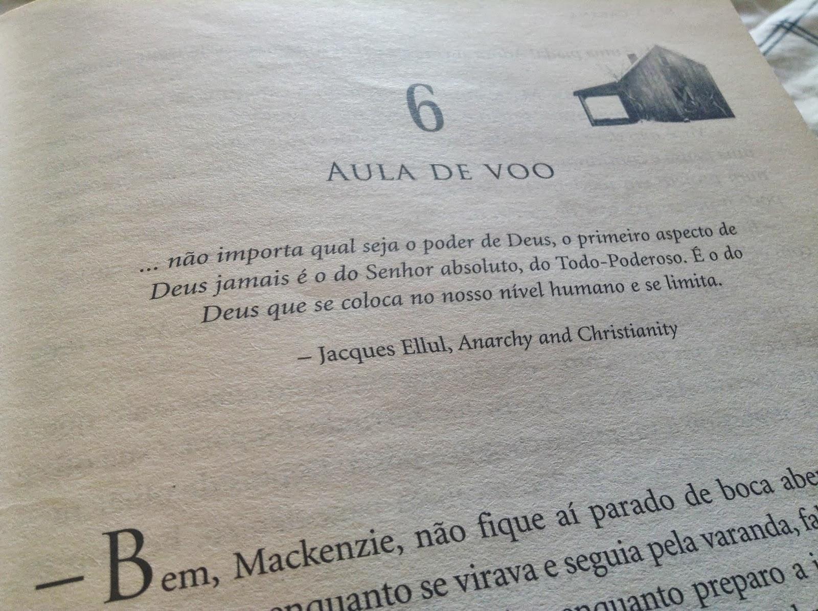 Muito Thoughts of a B1tch: Estou lendo : A Cabana QJ85