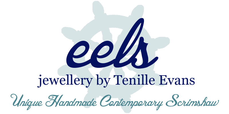eels jewellery by Tenille Evans