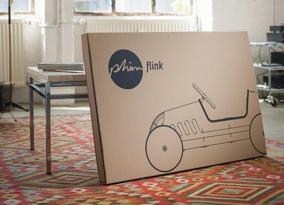 anneliwest berlin flink ein rutschauto im bausatz. Black Bedroom Furniture Sets. Home Design Ideas