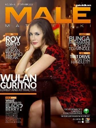 Majalah MALE 050 - Wulan Guritno