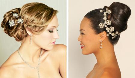 Mil peinados peinados para novias - Peinados de novia actuales ...
