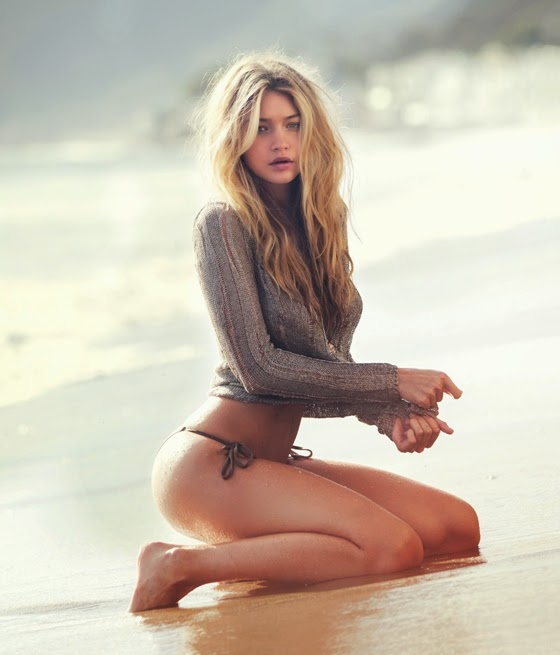 GUESS Announces Gigi Hadid as the face of Spring 2015