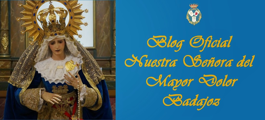 Blog oficial Mayor Dolor de Badajoz