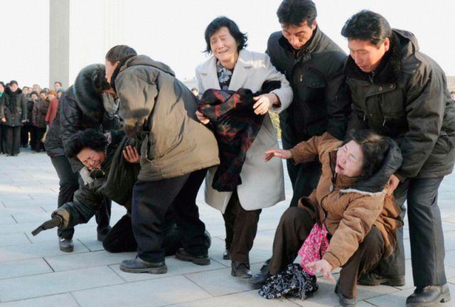 Akibat Kelaparan Warga Korea Utara Memakan Manusia