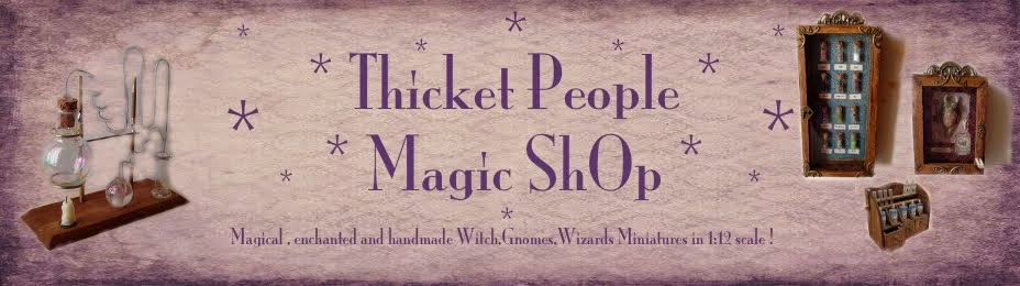 *thicket People Magic ShOp*