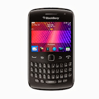 Blackberry Apollo 9360 - 512 MB - Hitam