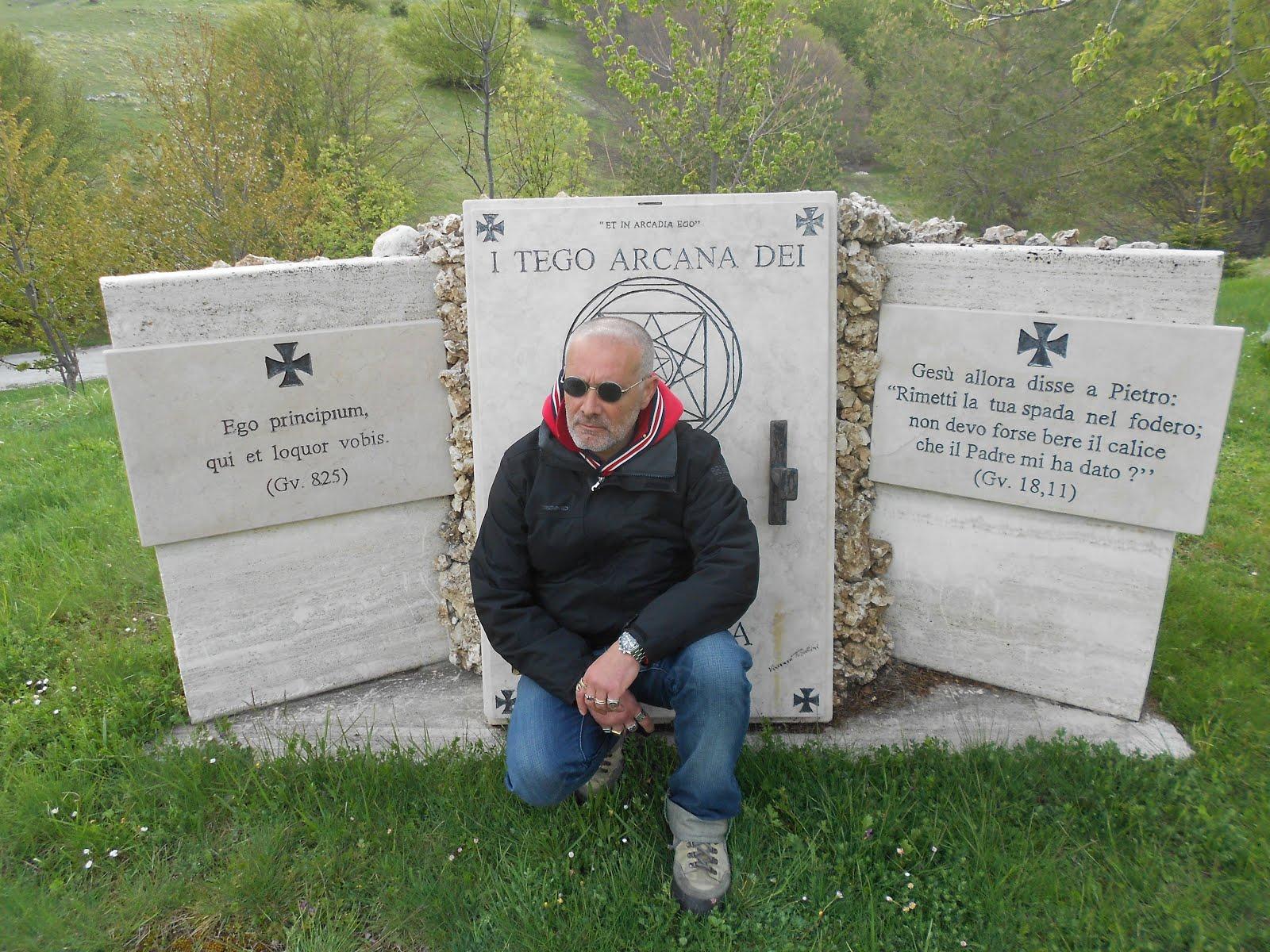 Sacrario Templare e Spada nella Roccia
