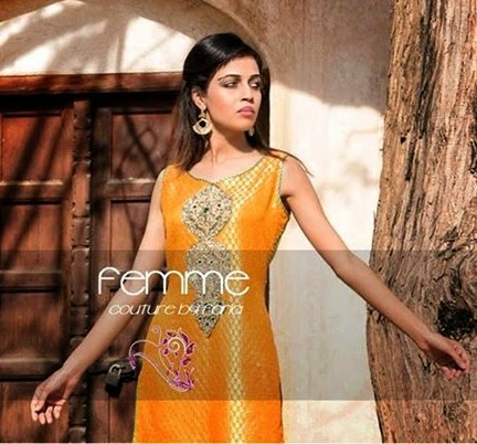 Femme Party Attire by Faria