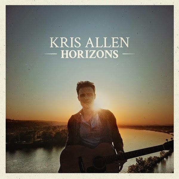 Kris Allen - Horizons Cover