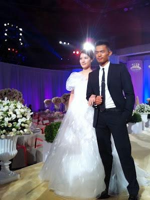(7 Gambar) Sekitar Majlis Perkahwinan Gilang Gemilang Lin Dan Pemain No.1 Badminton