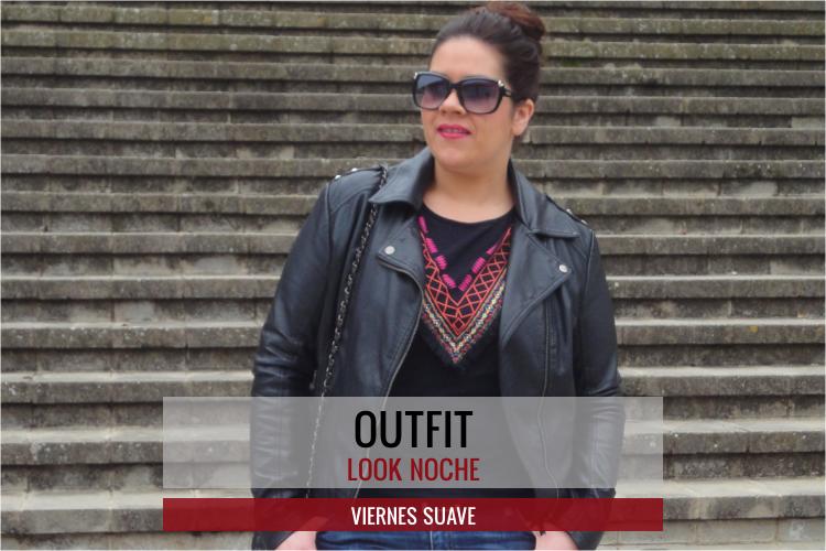 Outfit: Viernes de cañas o afterwork