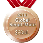 bronze medal global seoul mate medal