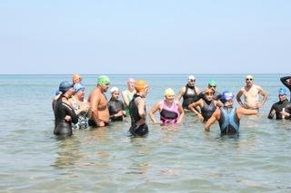 Open Water Training!