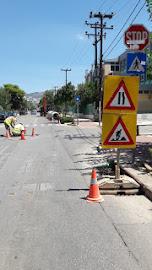 Δήμος Βριλησσίων: ξεκίνησαν οι εργασίες κατασκευής αγωγού ομβρίων υδάτων