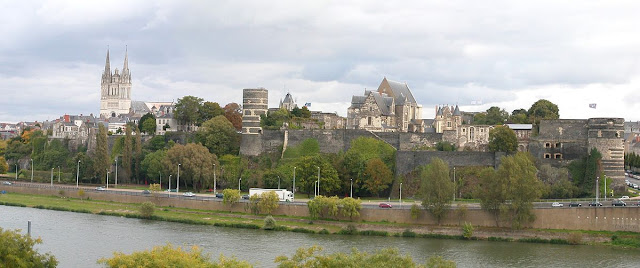 """Angers Maine panorama"" by Pymouss44. Licensed under CC BY 3.0 via Wikimedia Commons - http://commons.wikimedia.org/wiki/File:Angers_Maine_panorama.jpg#/media/File:Angers_Maine_panorama.jpg"
