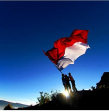INDONESIA is my country