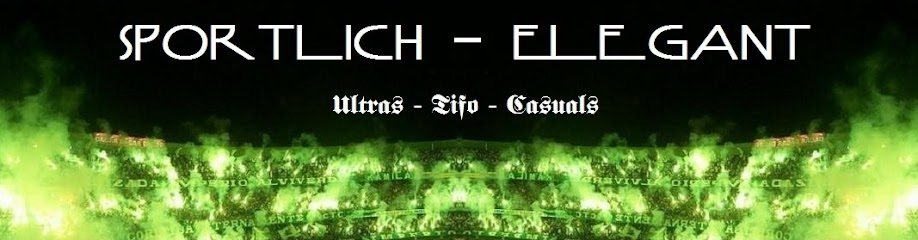 .::Sportlich-Elegant::.  -  Photo-Video-MatchReports | Ultras, Tifo