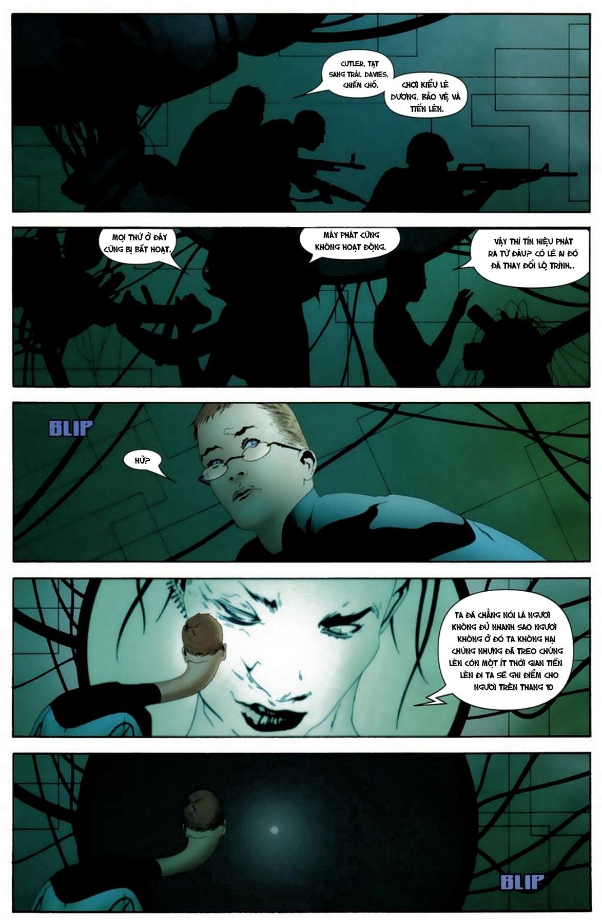 Ultimate Fantastic Four chap 19 - Trang 16