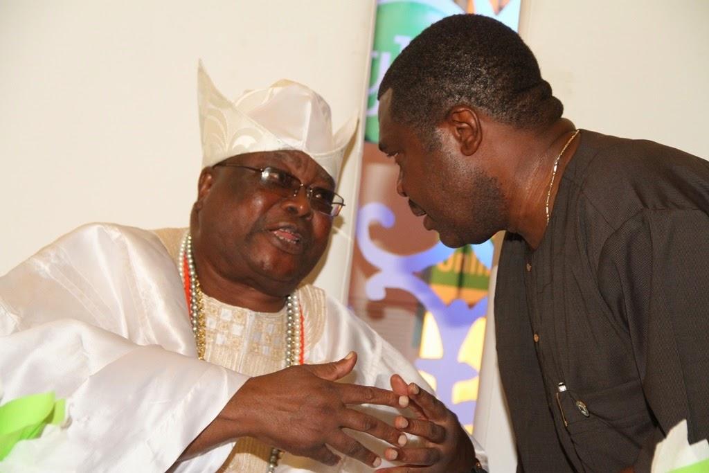 Awujale of Ijebuland, Alayeluwa Oba (Dr.) Sikiru Kayode ...